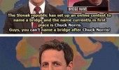 slovak bridge name competition nobody crosses chuck norris funny pics pictures pic picture image photo images photos lol