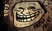 troll face meme rage comic happy new year 2013 funny pics pictures pic picture image photo images photos lol
