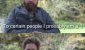 zach galifianakis think look 1 strong 2 actor movie tv film funny pics pictures pic picture image photo images photos lol