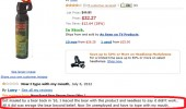 bear pepper spray amazon product didn't work comment review funny pics pictures pic picture image photo images photos lol