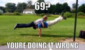 boys guys balancing 69 doing it wrong funny pics pictures pic picture image photo images photos lol