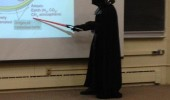 college school class darth professor grader vader star wars funny pics pictures pic picture image photo images photos lol