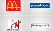 corporate logos real meaning told truth apple mcdonalds disney funny pics pictures pic picture image photo images photos lol