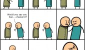cyanide happiness comic fired zoo cheated pun funny pics pictures pic picture image photo images photos lol