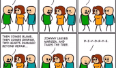 cyanide happiness comic kissing divorce funny pics pictures pic picture image photo images photos lol