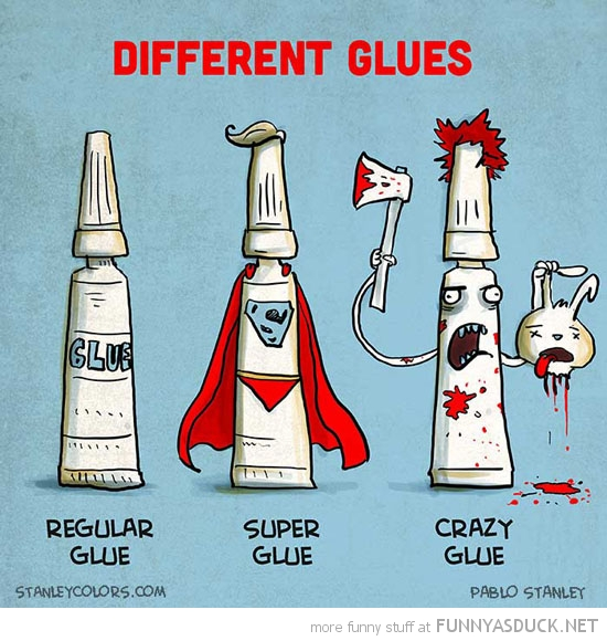 different glues comic regular super crazy funny pics pictures pic picture image photo images photos lol