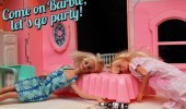 toy dolls drunk come on barbie lets party aqua hangover funny pics pictures pic picture image photo images photos lol