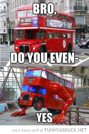 double decker bus coach do you even life yes london funny pics pictures pic picture image photo images photos lol