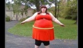 fat woman hula hoop girl depression fits you funny pics pictures pic picture image photo images photos lol