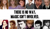 harry potter cast actors puberty grown up no way magic wasn't involved movie funny pics pictures pic picture image photo images photos lol