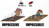 hot coals lego comic impressive impossible funny pics pictures pic picture image photo images photos lol