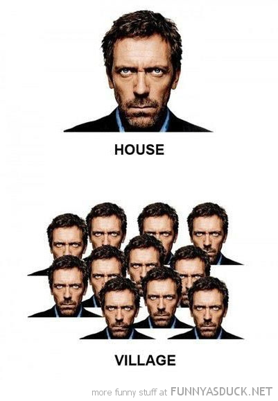 house hugh laurie tv actor village funny pics pictures pic picture image photo images photos lol
