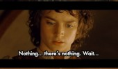 lord rings scene movie gandalf frodo made in china funny pics pictures pic picture image photo images photos lol