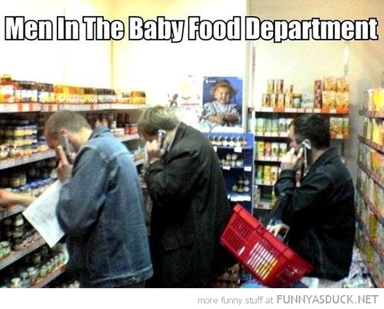 men store shop baby food isle phone mobile funny pics pictures pic picture image photo images photos lol