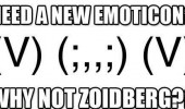 need new emoticon why not zoidberg futurama tv funny pics pictures pic picture image photo images photos lol