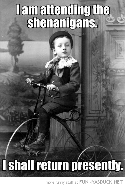 old fashioned kid boy bike shenanigans attending back presently funny pics pictures pic picture image photo images photos lol