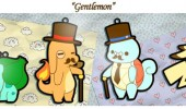 pokemon hat mustaches gaming nintendo gentlemon funny pics pictures pic picture image photo images photos lol