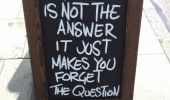 pub bar sign alcohol not answer forget question funny pics pictures pic picture image photo images photos lol