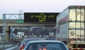road motor free way sign going to be late u mad bro funny pics pictures pic picture image photo images photos lol