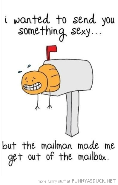 send something sexy mailman out mailbox comic funny pics pictures pic picture image photo images photos lol