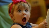 shocked surprised kid baby girl give me back nose funny pics pictures pic picture image photo images photos lol