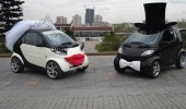 smart cars wedding costumes married top hot funny pics pictures pic picture image photo images photos lol