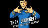 spock star trek yourself before wreck movie film funny pics pictures pic picture image photo images photos lol