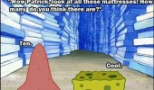 spongebob patrick tv Nickelodeon mattresses 10 cool funny pics pictures pic picture image photo images photos lol