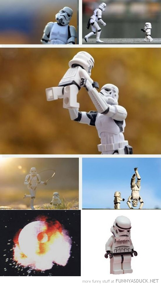 star wars storm trooper toy lego dad son died funny pics pictures pic picture image photo images photos lol