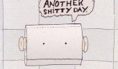 toilet roll comic another shitty day funny pics pictures pic picture image photo images photos lol