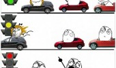 traffic lights troll rage comic meme funny pics pictures pic picture image photo images photos lol