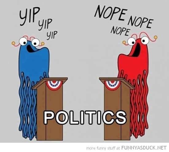 yup nope muppets puppets politics comic funny pics pictures pic picture image photo images photos lol