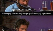 zach galifianakis all gay high school get pussy tv scene funny pics pictures pic picture image photo images photos lol