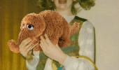 ermahgerd snuffleupagus girl meme sesame street funny pics pictures pic picture image photo images photos lol