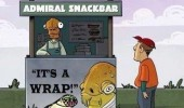 admiral snackbar star wars comic it's a wrap  funny pics pictures pic picture image photo images photos lol