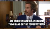 anchorman film movie scene i love lamp funny pics pictures pic picture image photo images photos lol