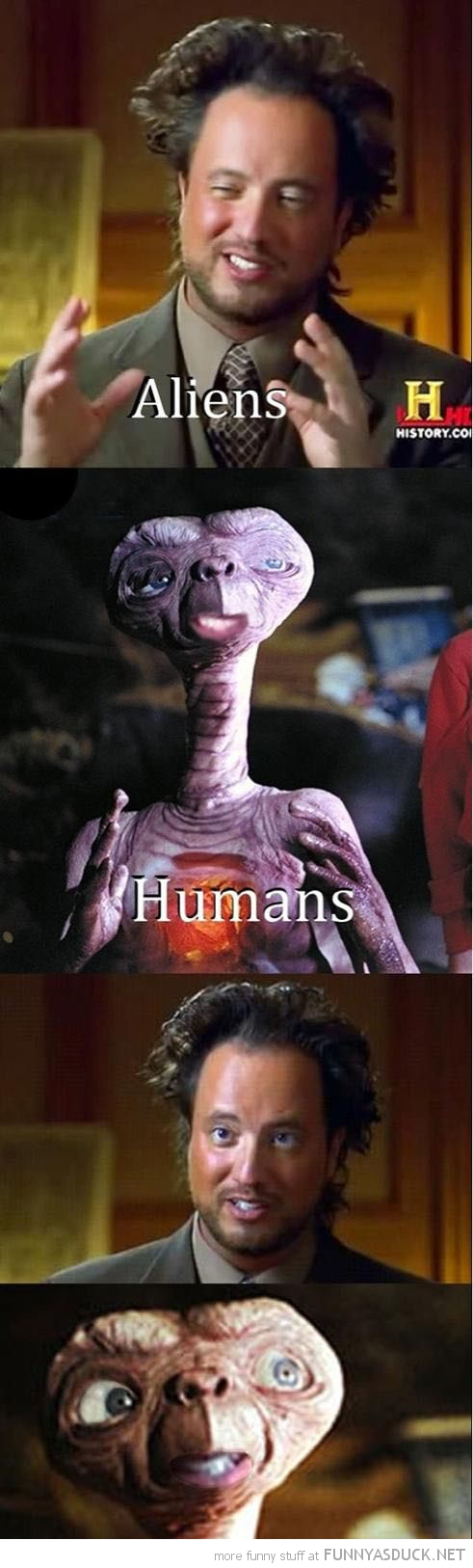 ancient aliens humans et history channel funny pics pictures pic picture image photo images photos lol