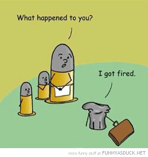 bullet family comic what happened got fired funny pics pictures pic picture image photo images photos lol