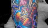 futurama need tattoo why not zoidberg funny pics pictures pic picture image photo images photos lol