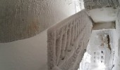 house covered snow ice told you close the door funny pics pictures pic picture image photo images photos lol