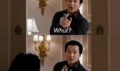 jackie chan movie film blooper cheese freeze funny pics pictures pic picture image photo images photos lol