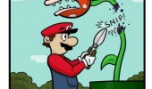 mario career alternitives comic nintendo gaming funny pics pictures pic picture image photo images photos lol