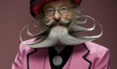 may think cool never be triple bearded fancy mustache pink suit cowboy hat man funny pics pictures pic picture image photo images photos lol