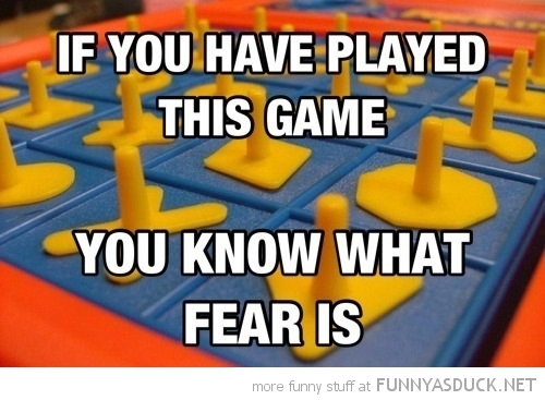 perfection board game played this know what fear is funny pics pictures pic picture image photo images photos lol