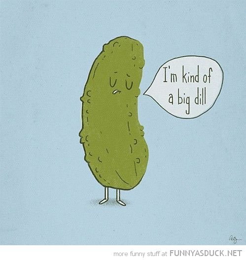 pickle comic anchorman kind of big dill funny pics pictures pic picture image photo images photos lol