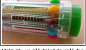 rainbow multi colored pen admit it you push two down at once funny pics pictures pic picture image photo images photos lol