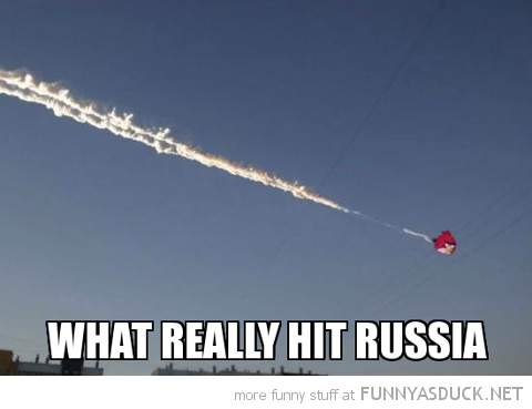 russian meteor angry birds gaming funny pics pictures pic picture image photo images photos lol