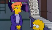 lisa simpson tv scene recycled paper zero is a percent funny pics pictures pic picture image photo images photos lol