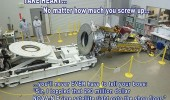 take heart screw up toppled satellite shop floor funny pics pictures pic picture image photo images photos lol