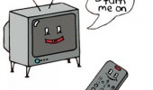 tv remote comic you turn me on funny pics pictures pic picture image photo images photos lol